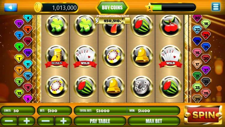Free Slots 777 Play The Best Authentic Slot Machine For Fun